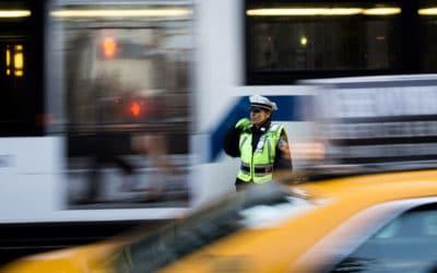 Crack Down on Minor Speeding Violations